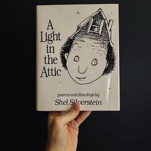 Shel Silverstein A Light in the Attic Book of Poetry & Drawings